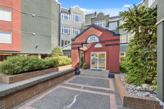 Photo 1: 320 121 W 29TH Street in North Vancouver: Upper Lonsdale Condo for sale : MLS®# R2605986
