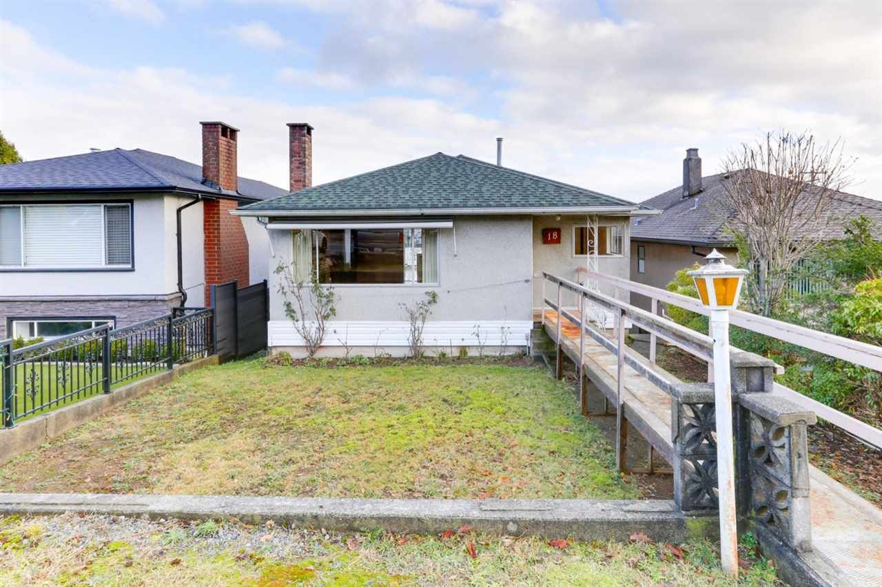 Main Photo: 18 N SEA Avenue in Burnaby: Capitol Hill BN House for sale (Burnaby North)  : MLS®# R2527053