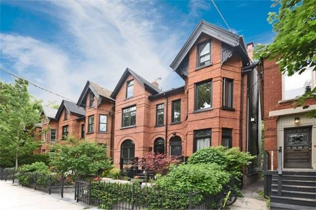 Main Photo: 470 Wellesley St, Toronto, Ontario M4X 1H9 in Toronto: Semi-Detached for sale (Cabbagetown-South St. James Town)  : MLS®# C3541128