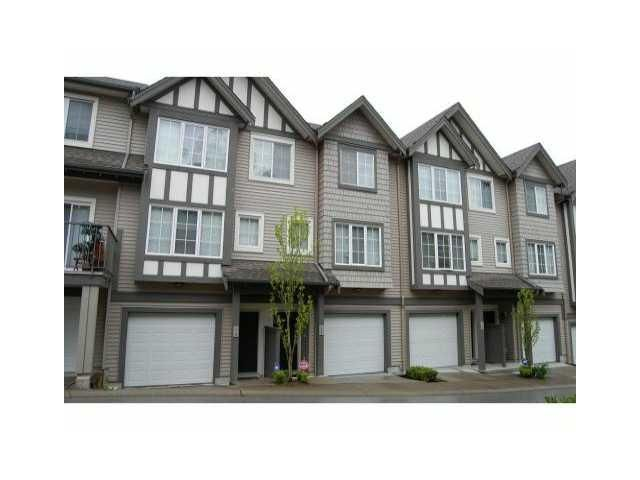 """Main Photo: # 16 8533 CUMBERLAND PL in Burnaby: The Crest Condo for sale in """"CHANCERY LANE"""" (Burnaby East)  : MLS®# V926917"""