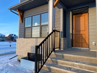 Photo 3: 40 Magnolia Parade SE in Calgary: Mahogany Semi Detached for sale : MLS®# A1067329