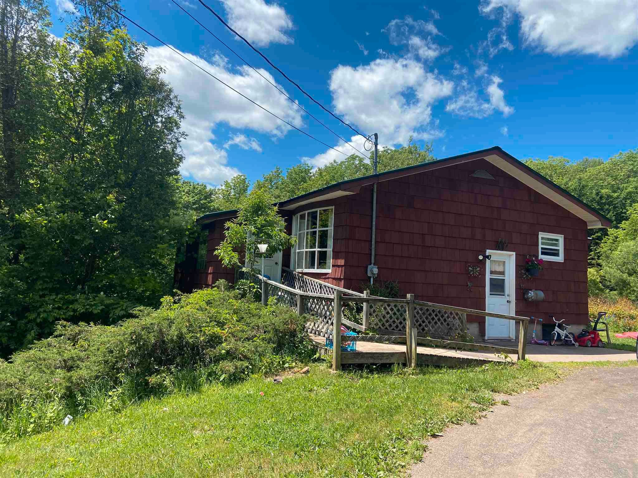 Main Photo: 4667 TRAFALGAR Road in Hopewell: 108-Rural Pictou County Residential for sale (Northern Region)  : MLS®# 202115926