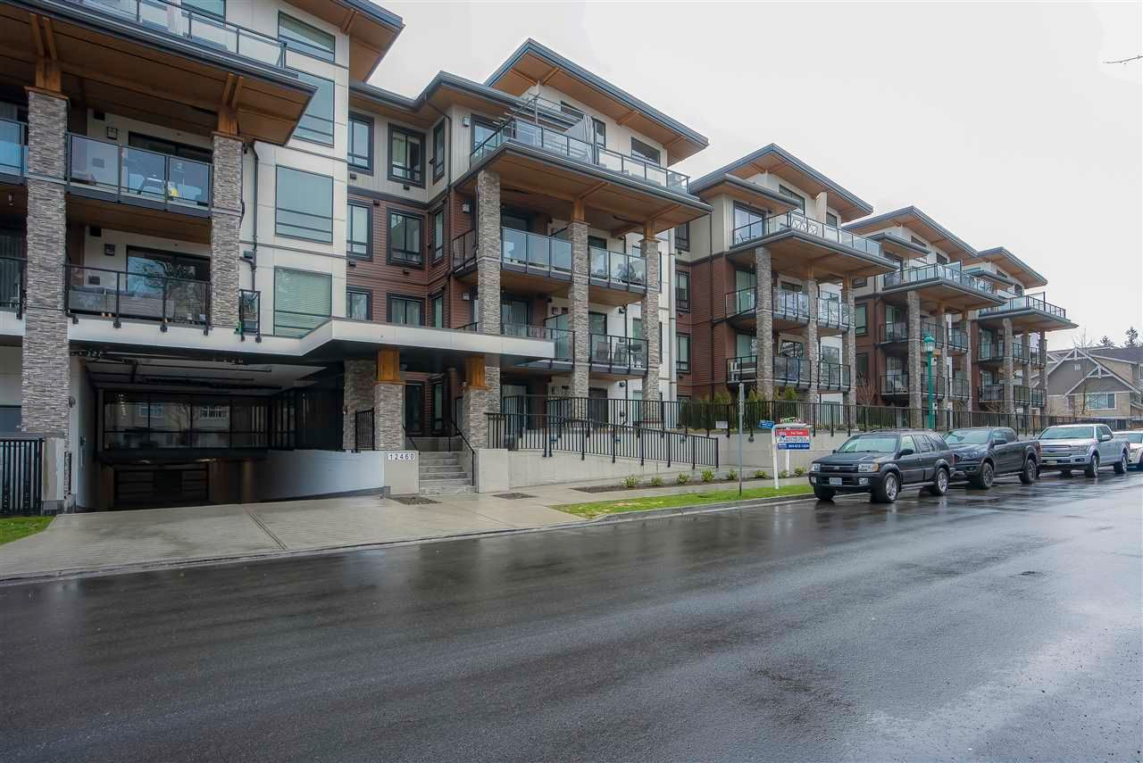 """Main Photo: 214 12460 191 Street in Pitt Meadows: Mid Meadows Condo for sale in """"ORION"""" : MLS®# R2564162"""