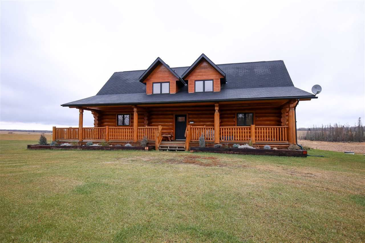 Main Photo: 55318 RR 63: Rural Lac Ste. Anne County House for sale : MLS®# E4226612