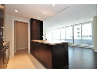 """Photo 4: 510 833 HOMER Street in Vancouver: Downtown VW Condo for sale in """"ATELIER"""" (Vancouver West)  : MLS®# V1133571"""