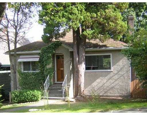Main Photo: 3868 HEATHER Street in Vancouver: Cambie House for sale (Vancouver West)  : MLS®# V670655