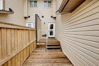 Photo 42: 102 Clydesdale Way: Cochrane Row/Townhouse for sale : MLS®# A1117864