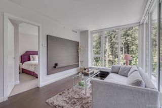 """Photo 2: 807 3355 BINNING Road in Vancouver: University VW Condo for sale in """"BINNING TOWER"""" (Vancouver West)  : MLS®# R2166123"""