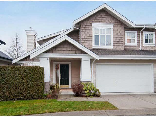 Main Photo: 24 14877 33RD AVENUE in : King George Corridor Townhouse for sale : MLS®# F1402183