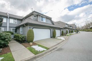 """Photo 1: 16 2615 FORTRESS Drive in Port Coquitlam: Citadel PQ Townhouse for sale in """"ORCHARD HILL"""" : MLS®# R2243920"""