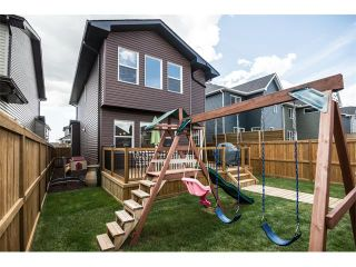 Photo 29: 63 RAVENSKIRK Heath SE: Airdrie House for sale : MLS®# C4027014