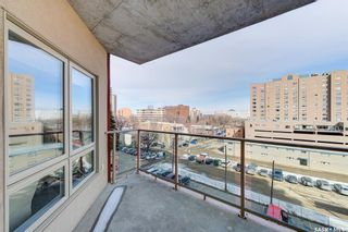 Photo 25: 605 902 Spadina Crescent East in Saskatoon: Central Business District Residential for sale : MLS®# SK846798