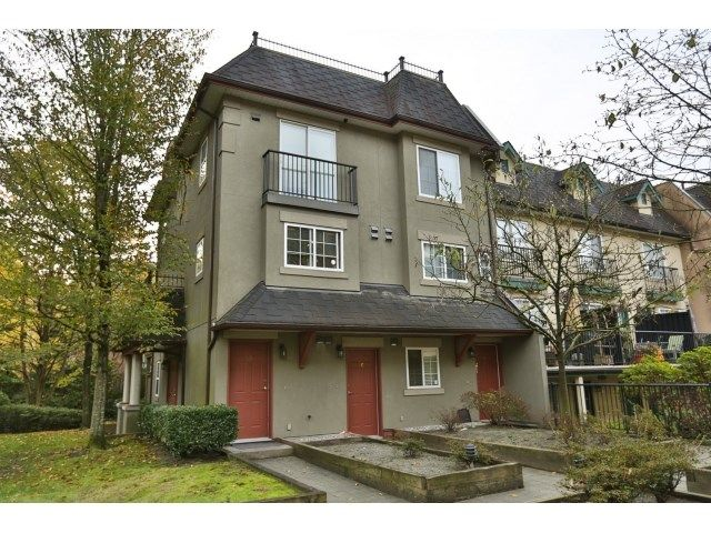 """Main Photo: 88 1561 BOOTH Avenue in Coquitlam: Maillardville Townhouse for sale in """"THE COURCELLES"""" : MLS®# R2010267"""