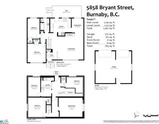 Photo 23: 5858 BRYANT Street in Burnaby: Upper Deer Lake House for sale (Burnaby South)  : MLS®# R2620010