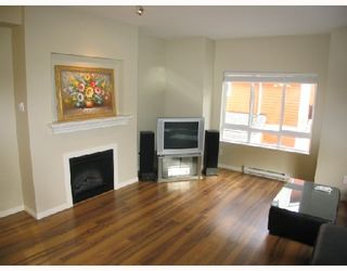 """Photo 6: 12 9308 KEEFER Avenue in Richmond: McLennan North Townhouse for sale in """"VANDA"""" : MLS®# V677111"""