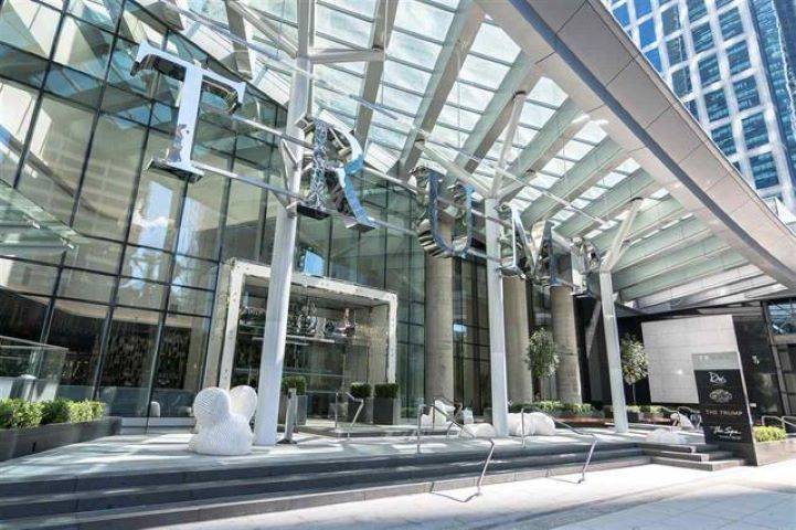 """Main Photo: 3706 1151 W GEORGIA Street in Vancouver: Coal Harbour Condo for sale in """"Trump International Hotel and Tower Vancouver"""" (Vancouver West)  : MLS®# R2562919"""
