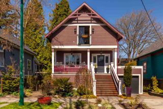 Main Photo: 2025 FERNDALE Street in Vancouver: Hastings House for sale (Vancouver East)  : MLS®# R2561553