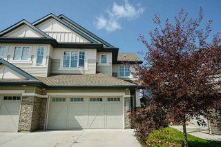 Photo 43: 4073 ALLAN Crescent in Edmonton: Zone 56 House Half Duplex for sale : MLS®# E4256367