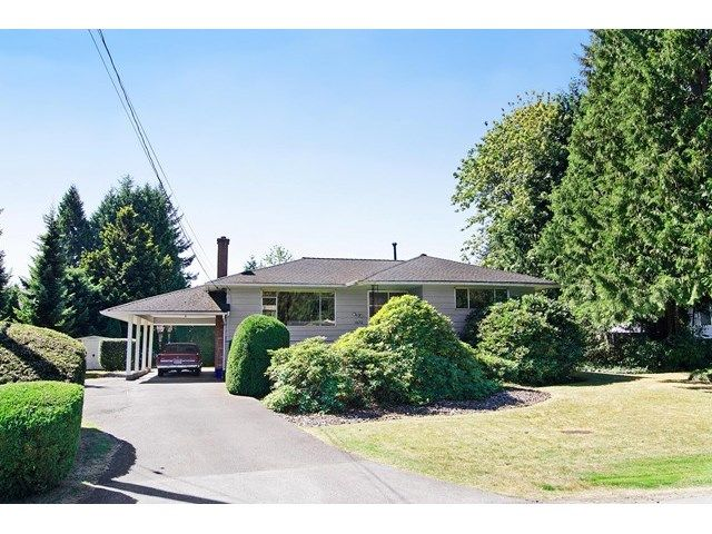 Main Photo: 1672 HARBOUR Drive in Coquitlam: Harbour Place House for sale : MLS®# V1139870