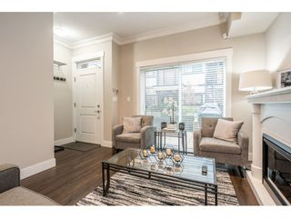 """Photo 4: 12 838 ROYAL Avenue in New Westminster: Downtown NW Townhouse for sale in """"The Brickstone 2"""" : MLS®# R2545434"""