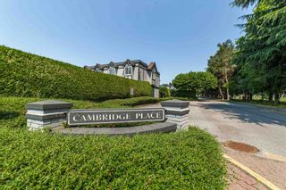 """Photo 3: 17 8431 RYAN Road in Richmond: South Arm Townhouse for sale in """"CAMBRIDGE PLACE"""" : MLS®# R2599088"""