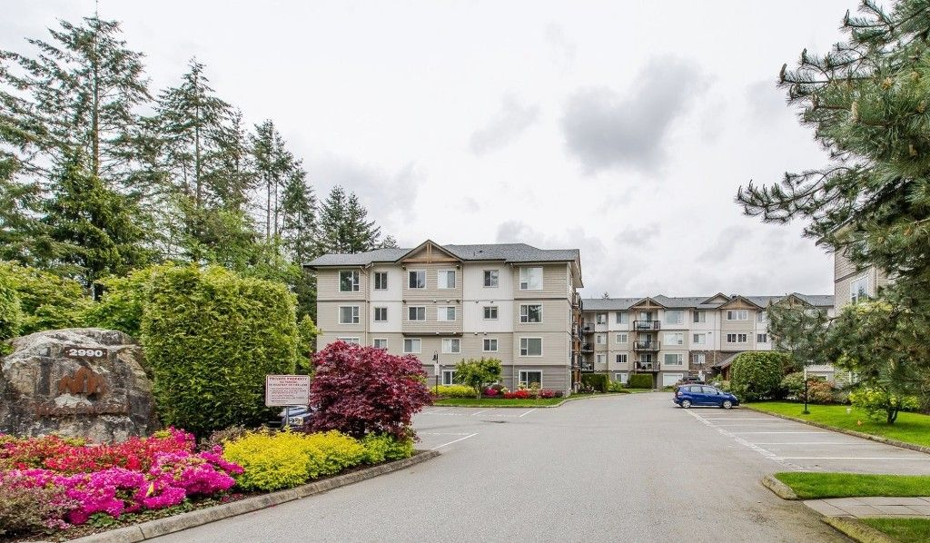 """Main Photo: 416 2990 BOULDER Street in Abbotsford: Abbotsford West Condo for sale in """"WESTWOOD"""" : MLS®# R2167496"""