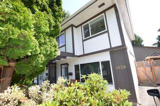 Photo 2: 4039 Magdelin St in : SE Gordon Head Half Duplex for sale (Saanich East)  : MLS®# 858974