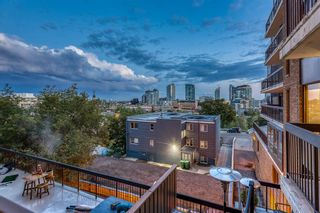 Photo 17: 402 320 Meredith Road NE in Calgary: Crescent Heights Apartment for sale : MLS®# A1143328