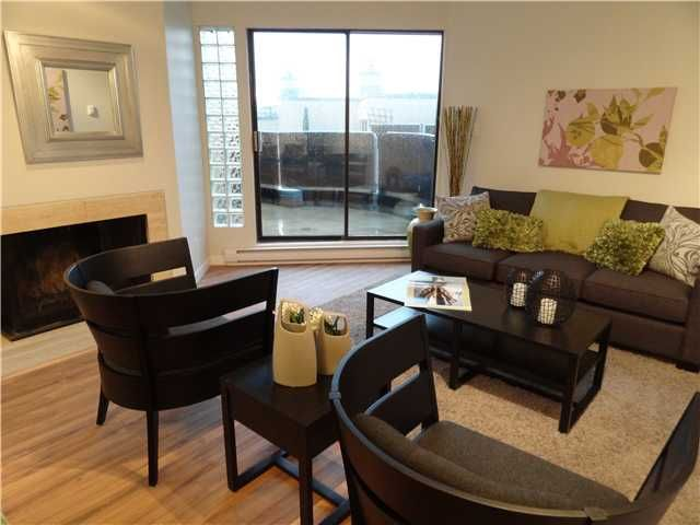 "Main Photo: # 2 730 W 7TH AV in Vancouver: Fairview VW Condo for sale in ""Heather Court"" (Vancouver West)  : MLS®# V925207"