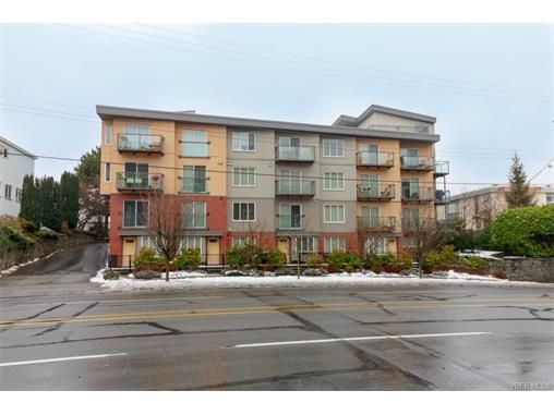 Main Photo: 205 356 E Gorge Rd in VICTORIA: Vi Burnside Condo for sale (Victoria)  : MLS®# 747914