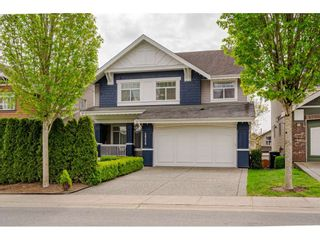 """Photo 1: 20528 68 Avenue in Langley: Willoughby Heights House for sale in """"TANGLEWOOD"""" : MLS®# R2569820"""