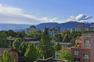 "Photo 1: 703 3055 CAMBIE Street in Vancouver: Fairview VW Condo for sale in ""THE PACIFICA"" (Vancouver West)  : MLS®# R2087862"