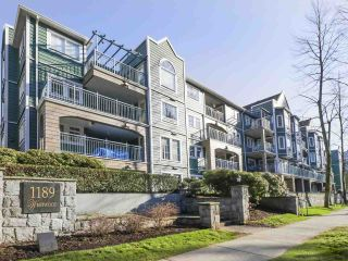 """Photo 1: 305 1189 WESTWOOD Street in Coquitlam: North Coquitlam Condo for sale in """"LAKESIDE TERRACE"""" : MLS®# R2437596"""