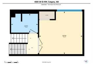 Photo 34: 204 4500 39 Street NW in Calgary: Varsity Row/Townhouse for sale : MLS®# A1106912