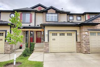 Main Photo: 103 Royal Birch Mount NW in Calgary: Royal Oak Row/Townhouse for sale : MLS®# A1138601