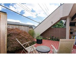 Photo 9: 7 2077 3RD Ave W in Vancouver West: Kitsilano Home for sale ()  : MLS®# V987614