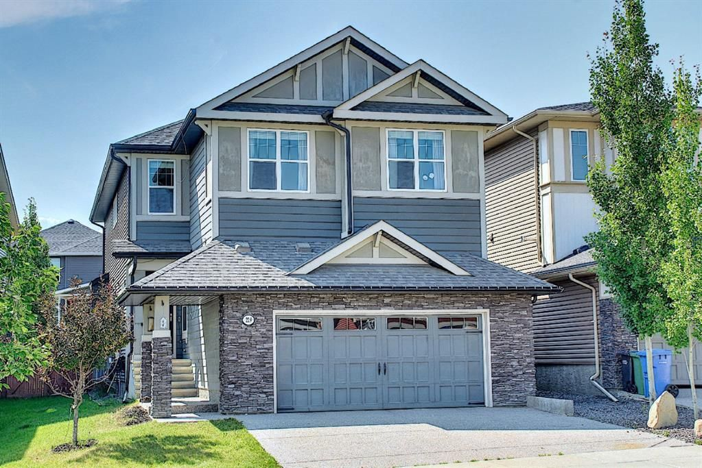 Main Photo: 229 Mountainview Drive: Okotoks Detached for sale : MLS®# A1128364