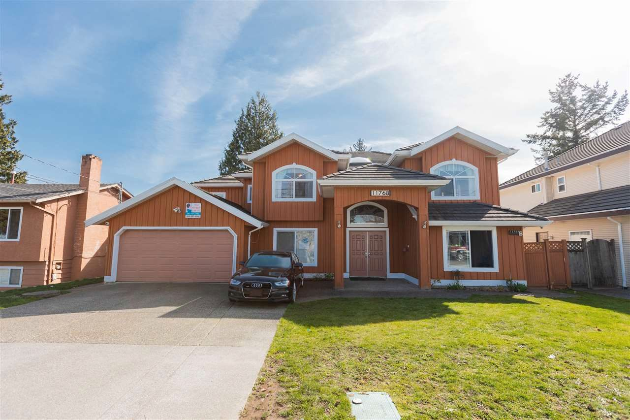 Main Photo: 11768 86 Avenue in Delta: Annieville House for sale (N. Delta)  : MLS®# R2562762