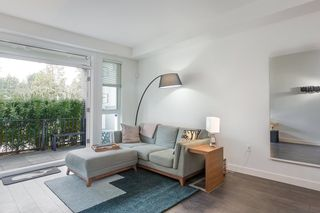 "Photo 1: 111 6633 CAMBIE Street in Vancouver: South Cambie Condo for sale in ""Cambria"" (Vancouver West)  : MLS®# R2557698"
