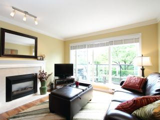 """Photo 10: 203 833 W 16TH Avenue in Vancouver: Fairview VW Condo for sale in """"THE EMERALD"""" (Vancouver West)  : MLS®# V906955"""