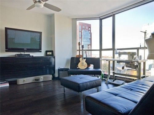 Main Photo: 1107 888 PACIFIC Street in Vancouver West: Yaletown Home for sale ()  : MLS®# V1033821