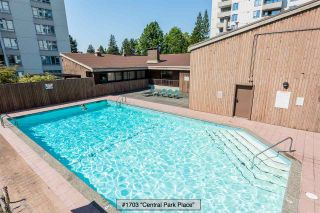 Photo 20: 1703 4160 SARDIS STREET in Burnaby: Central Park BS Condo for sale (Burnaby South)  : MLS®# R2522337