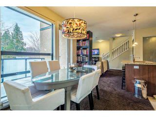 """Photo 8: 9 1863 WESBROOK Mall in Vancouver: University VW Townhouse for sale in """"ESSE"""" (Vancouver West)  : MLS®# V1107594"""