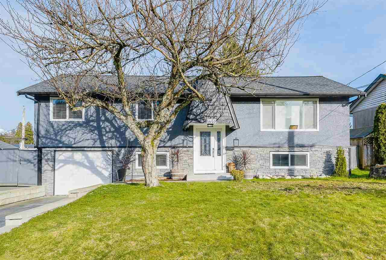 """Main Photo: 1461 KNAPPEN Street in Port Coquitlam: Lower Mary Hill House for sale in """"Lower Mary Hill"""" : MLS®# R2550940"""