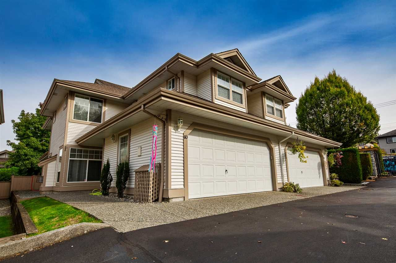 "Main Photo: 60 9025 216 Street in Langley: Walnut Grove Townhouse for sale in ""Coventry Woods"" : MLS®# R2361069"
