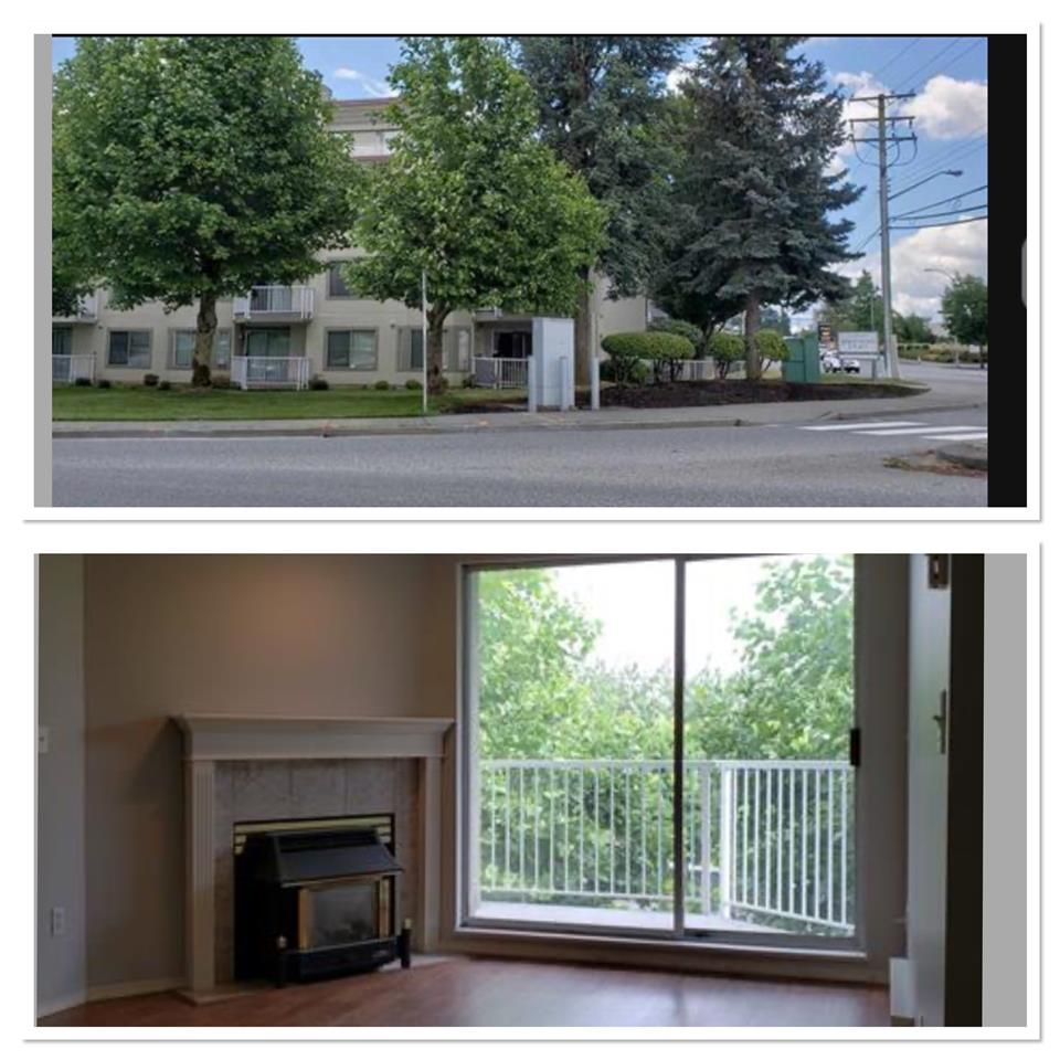 """Main Photo: 335 32830 GEORGE FERGUSON Way in Abbotsford: Central Abbotsford Condo for sale in """"Nelson Mews"""" : MLS®# R2523749"""
