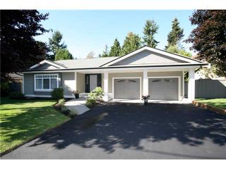 "Photo 1: 1137 KUMA Crescent in Tsawwassen: English Bluff House for sale in ""THE VILLAGE"" : MLS®# V969676"