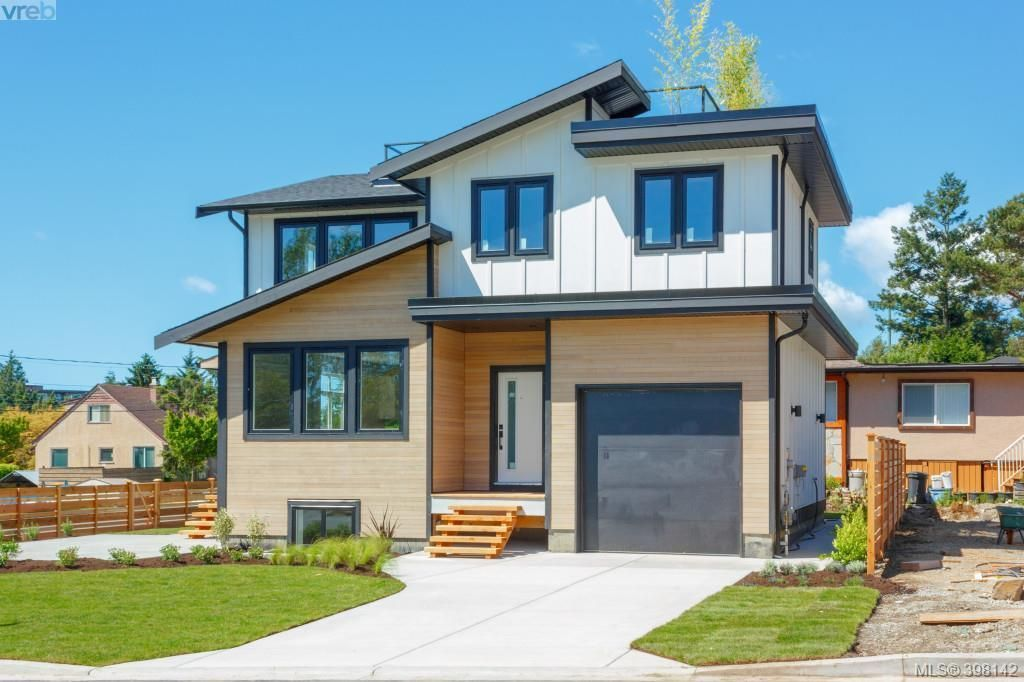 Main Photo: 101 Uganda Ave in VICTORIA: Es Kinsmen Park House for sale (Esquimalt)  : MLS®# 796461
