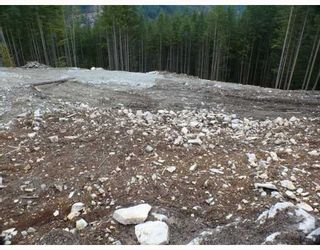 """Photo 1: 1092 UPLANDS Drive: Anmore Land for sale in """"THE UPLANDS"""" (Port Moody)  : MLS®# V757474"""