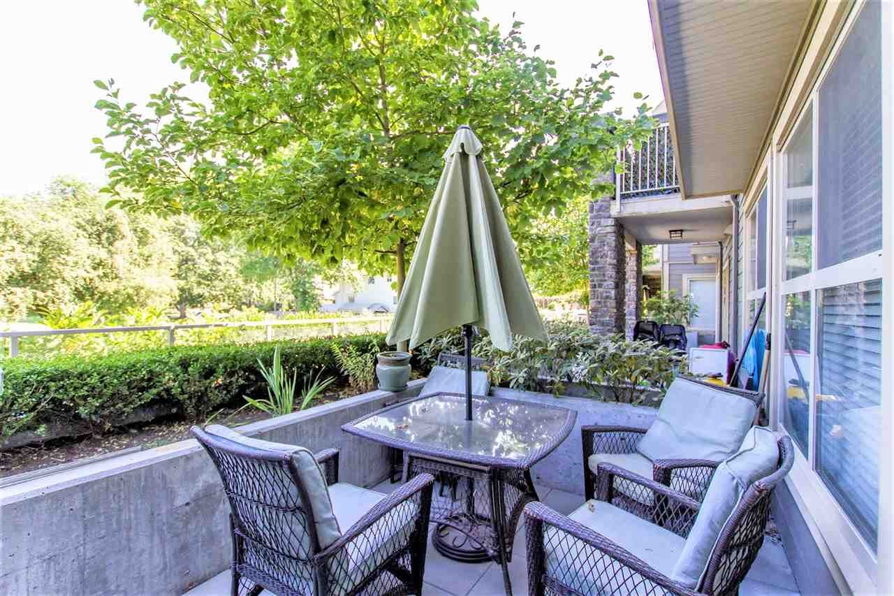 "Main Photo: 106 2110 ROWLAND Street in Port Coquitlam: Central Pt Coquitlam Townhouse for sale in ""AVIVA"" : MLS®# R2191534"